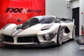 Ferrari FXX-K Evo 1