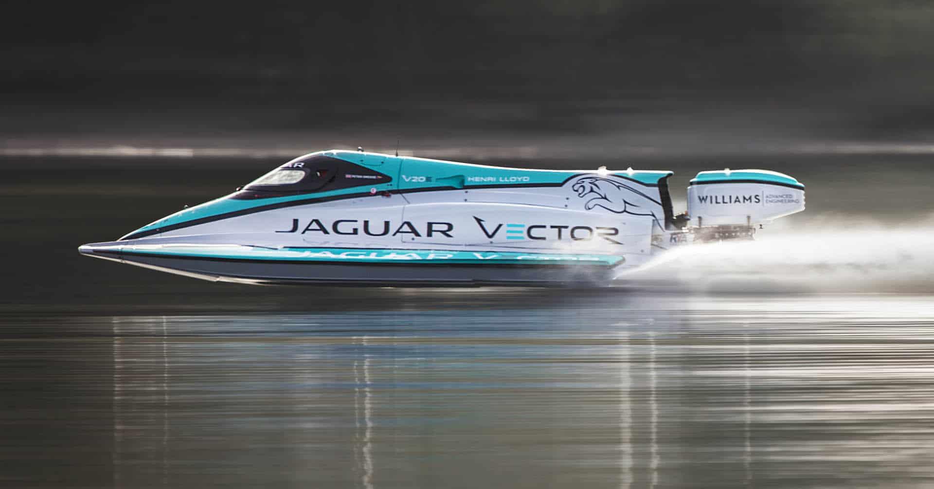 Jaguar V20E