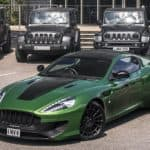 Kahn Design Aston Martin Vengeance 4