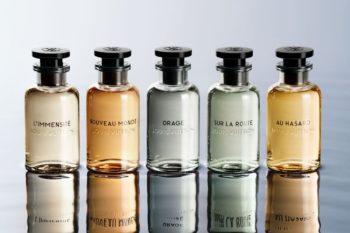 Louis Vuitton Les Parfums Pour Homme 1