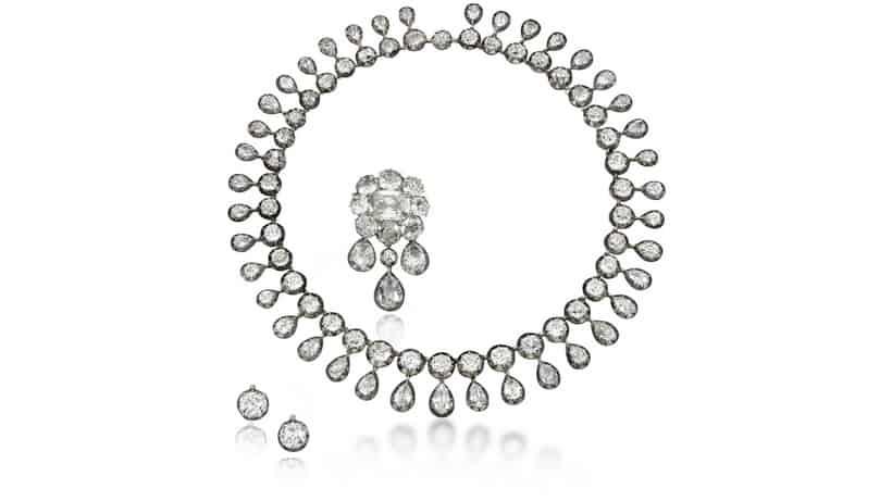 Marie-Antoinette jewels