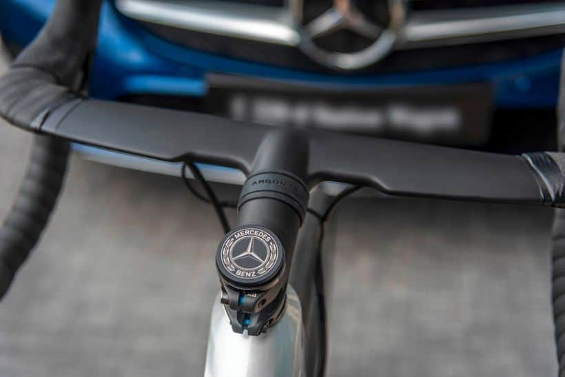 Mercedes-Benz Style Endurance Bike