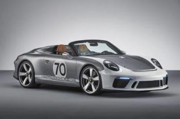 Porsche 911 Speedster 1