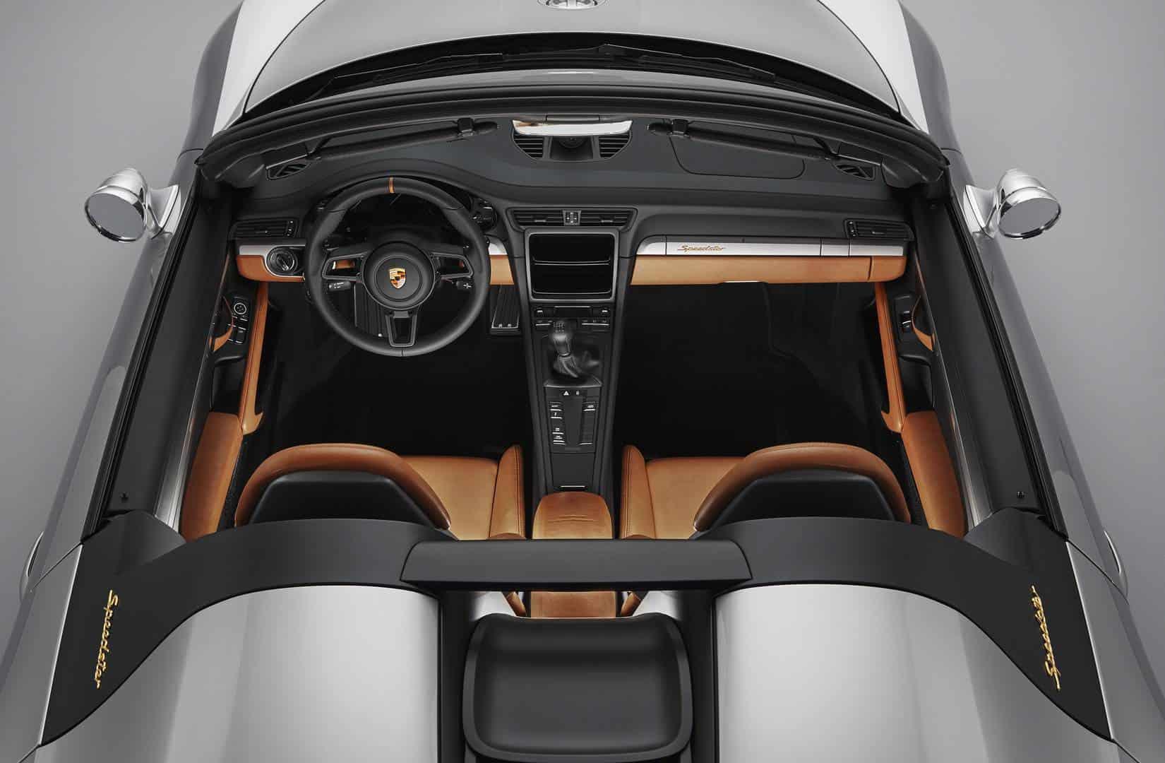 Porsche 911 Speedster 9