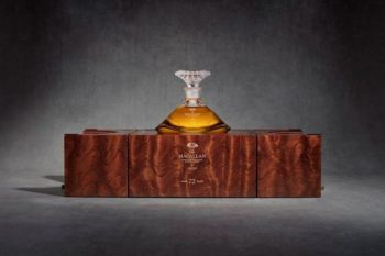 The Macallan 72 Years Old in Lalique 1