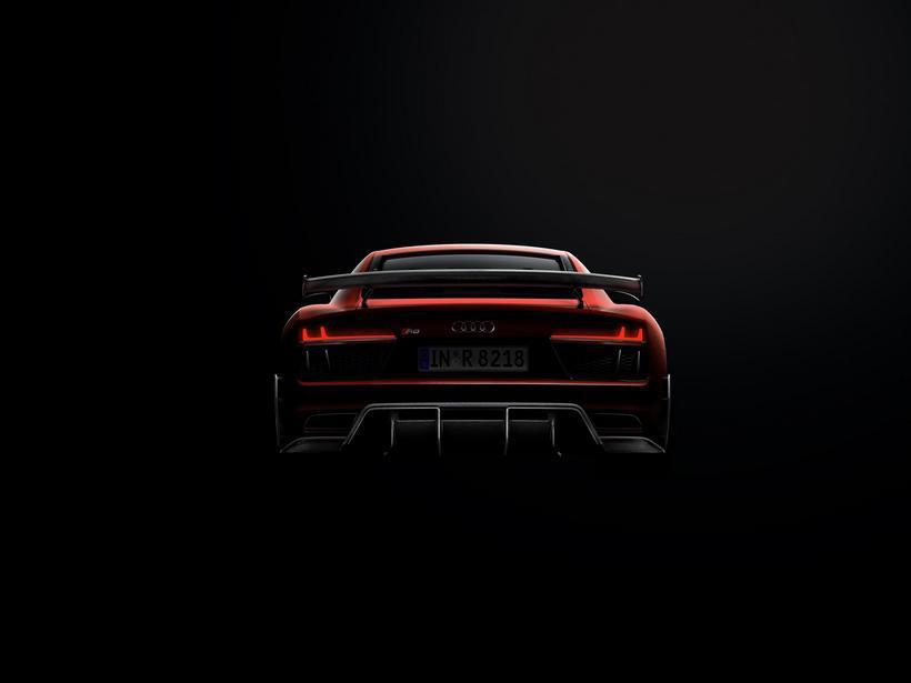 2018 Audi R8 V10 Plus 2