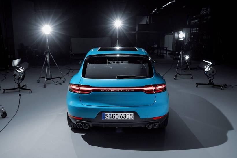 2019 Porsche Macan 4