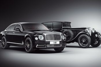 Bentley Mulsanne W.O. Edition By Mulliner 1