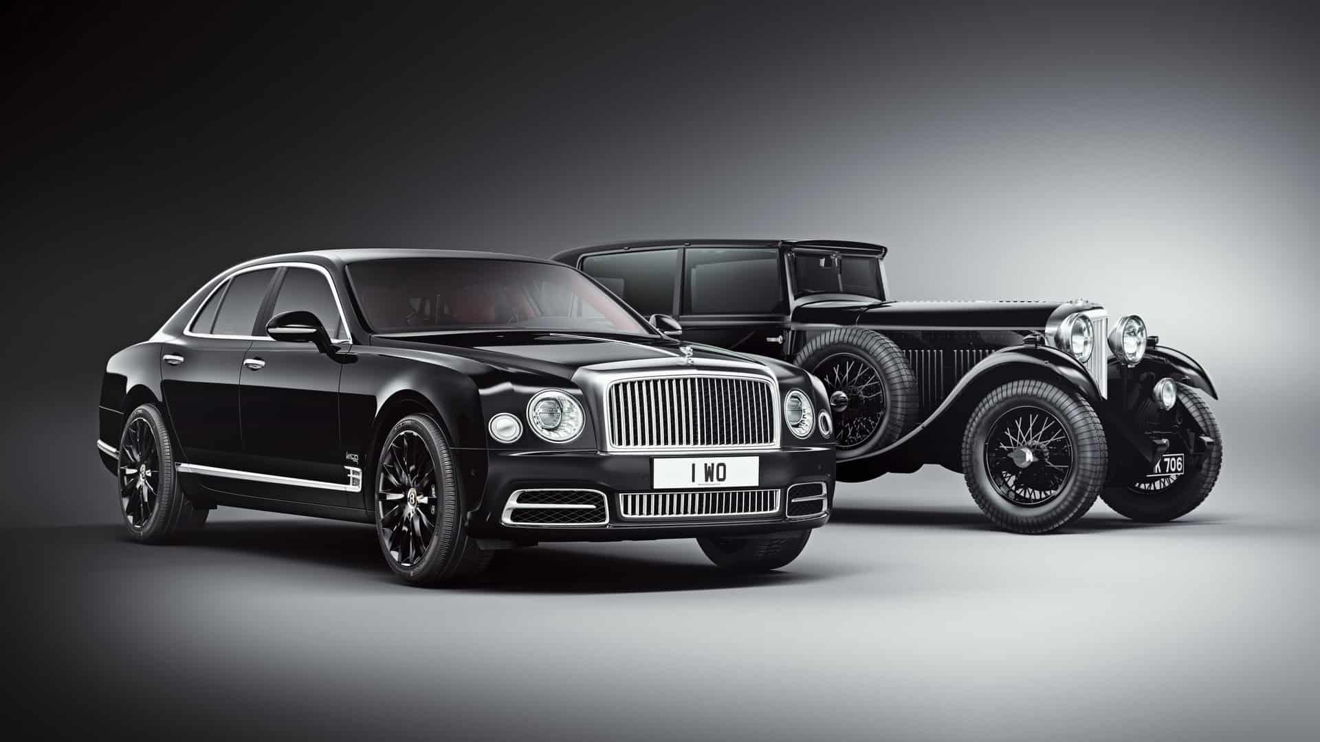 Mulliner Takes the Wraps Off the Bentley Mulsanne W.O. Edition