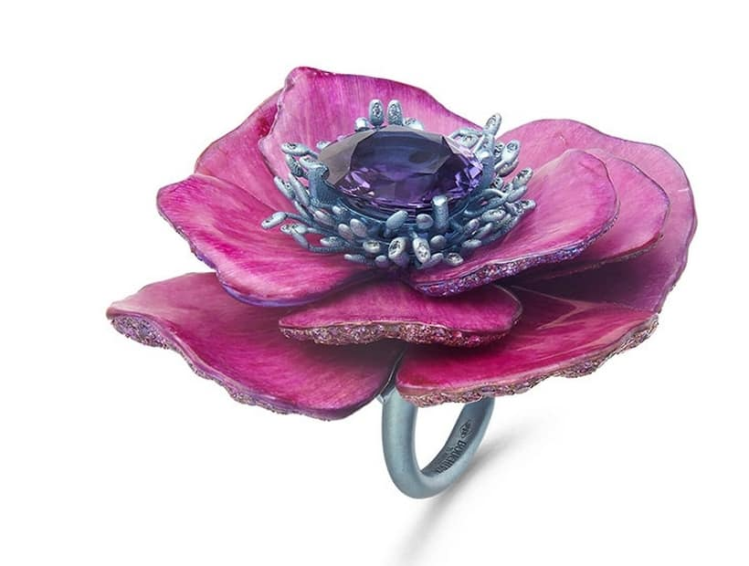 Nature Triomphante High Jewelry by Boucheron