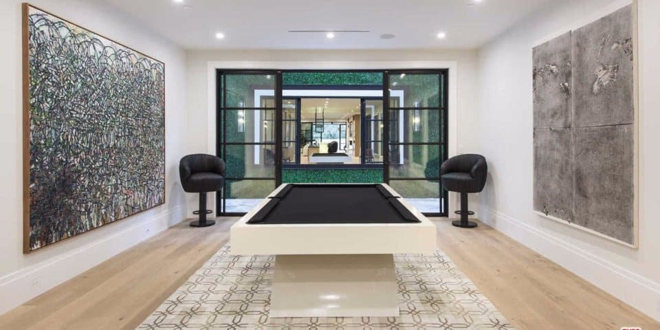 LeBron James mansion 7