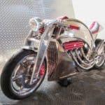 Levis V6 Cafe Racer 1