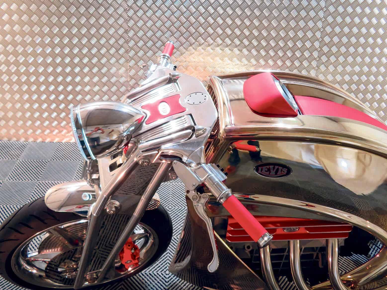 Levis V6 Cafe Racer 5