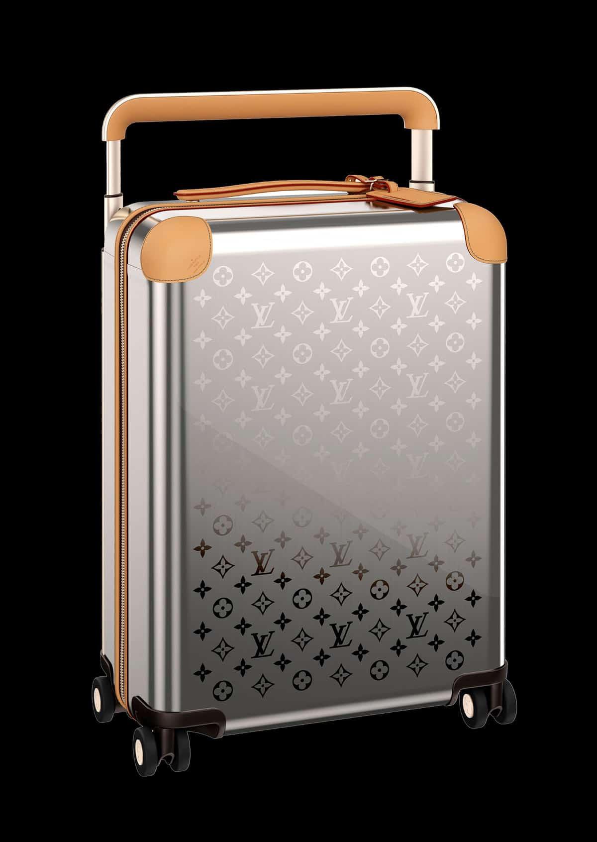 Louis Vuitton Coffret 8 Montres Monogram Titane