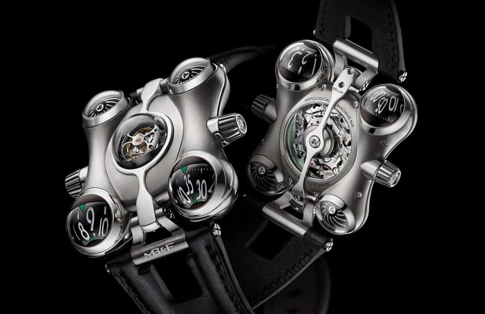 MB&F Horological Machine