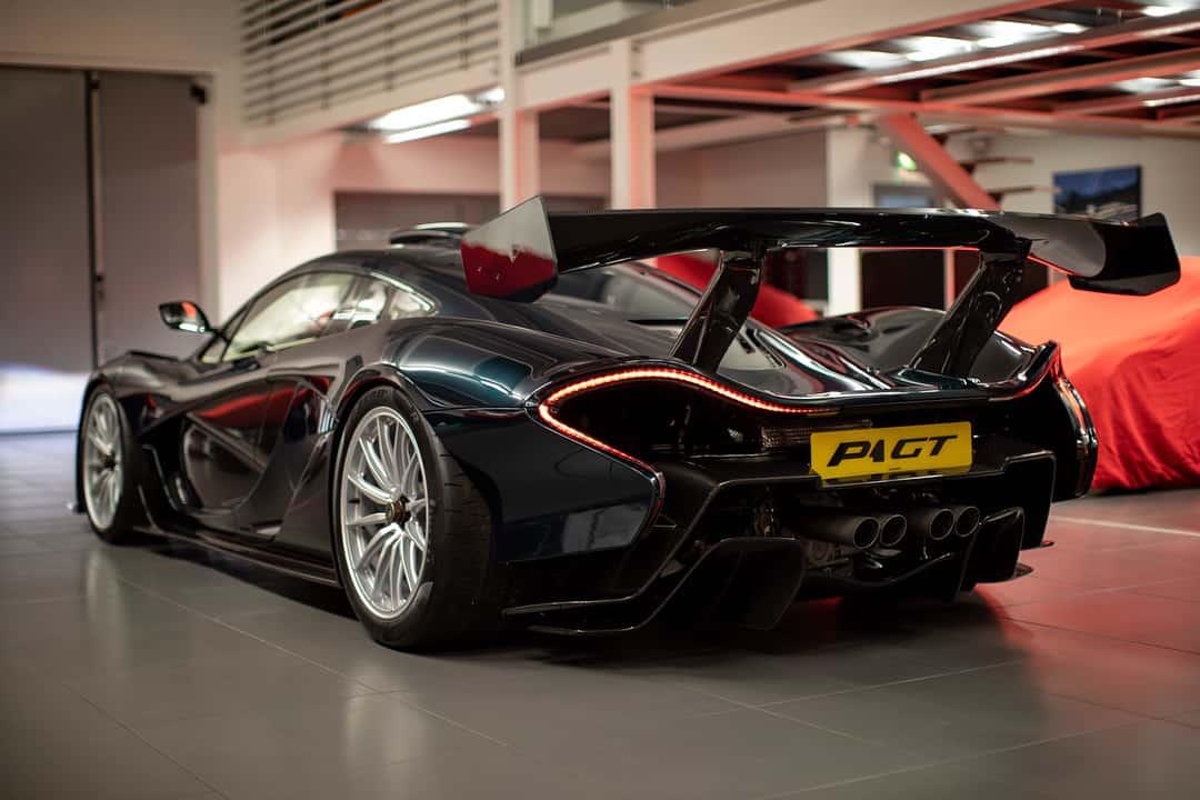 Lanzante McLaren P1 GT