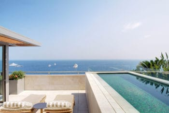 Penthouse on the Beach in Monaco 1