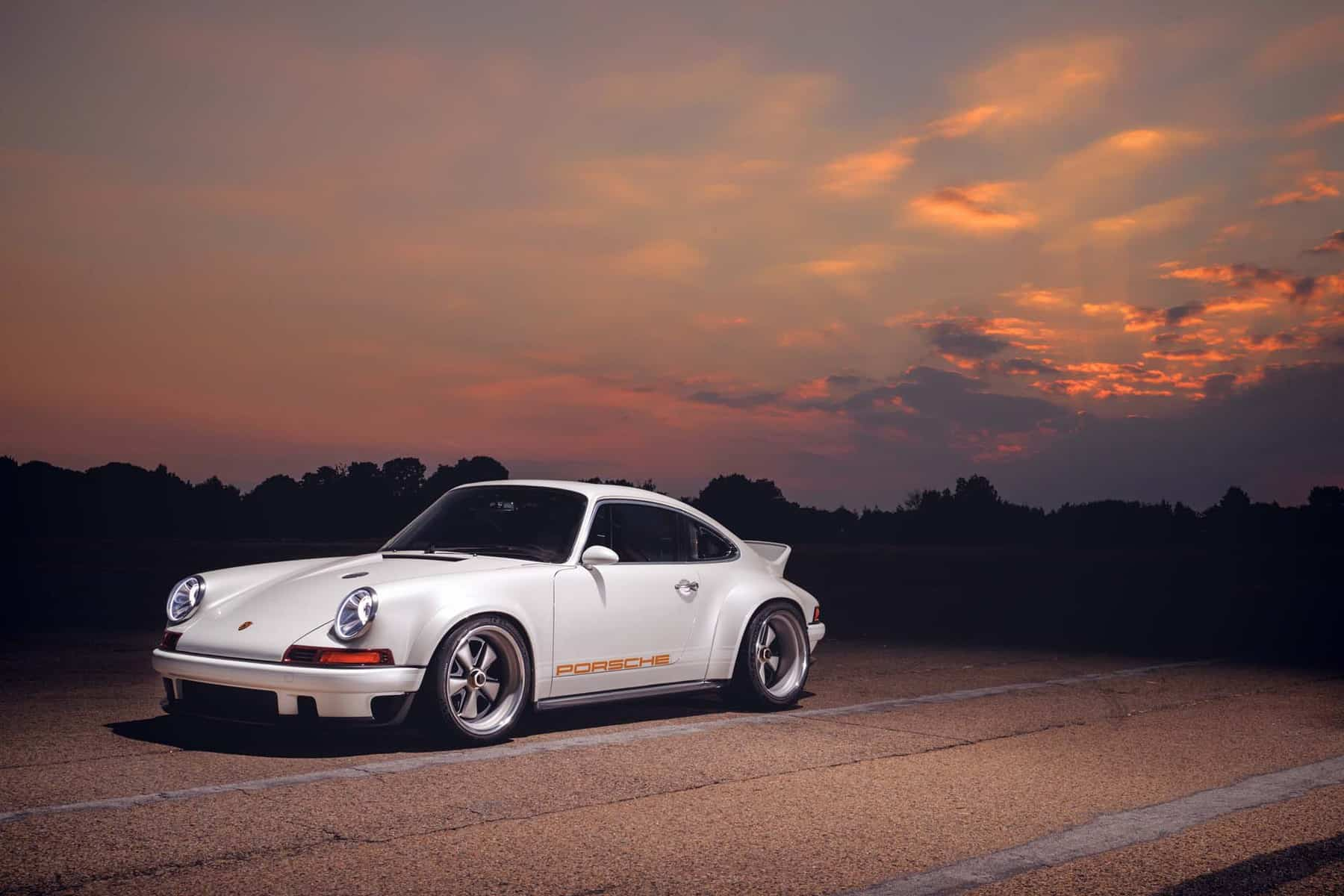 Singer's Most Advanced Air-Cooled 911 is Automotive Perfection
