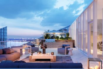 Two Waterline Square Penthouse