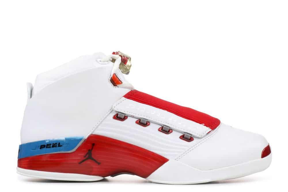 Air Jordan XVII