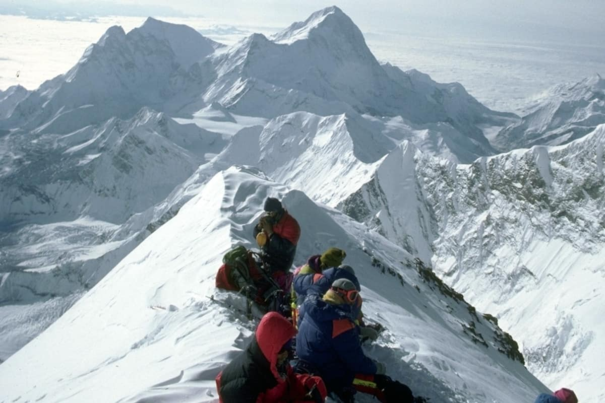 All Inclusive Everest Climb