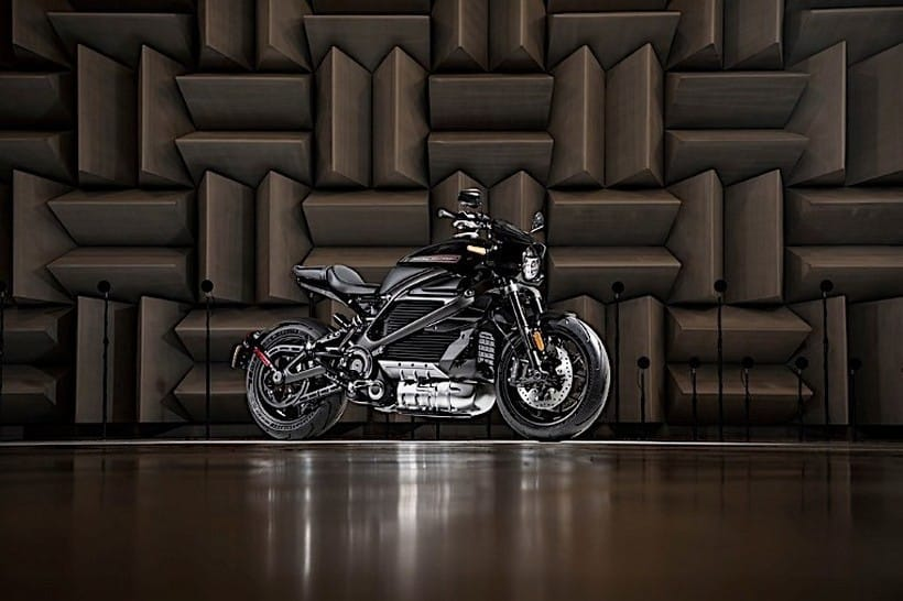 Harley-Davidson LiveWire Strays Away From A Lifetime Of Tradition