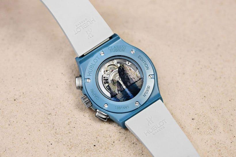 Hublot Classic Fusion Aerofusion Chronograph Capri 2