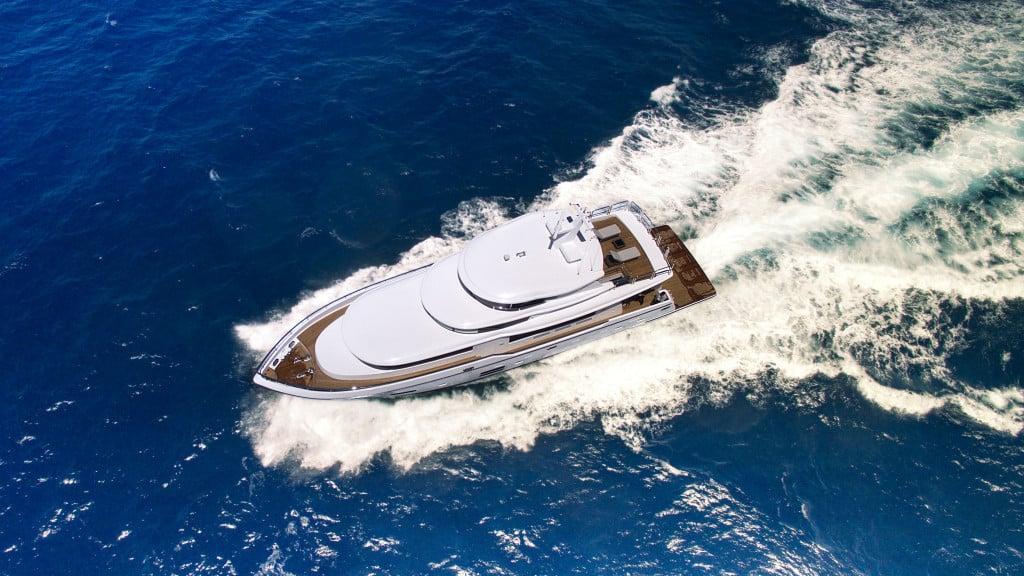 Johnson Yachts 93