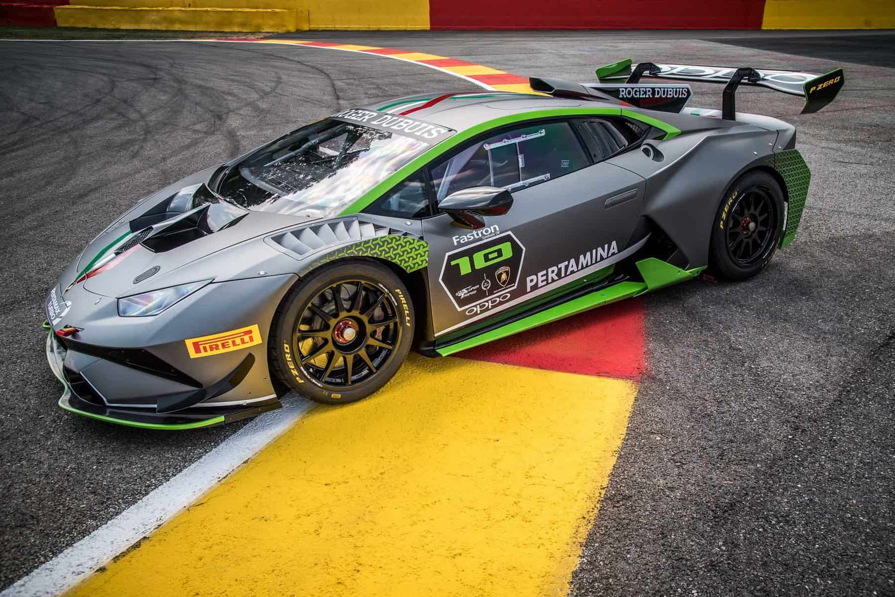 The Lamborghini Huracan Super Trofeo Evo 10th Edition Will Make Your Heart Skip a Beat
