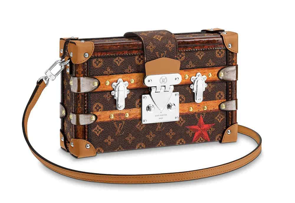 Louis Vuitton Time Trunk Bags