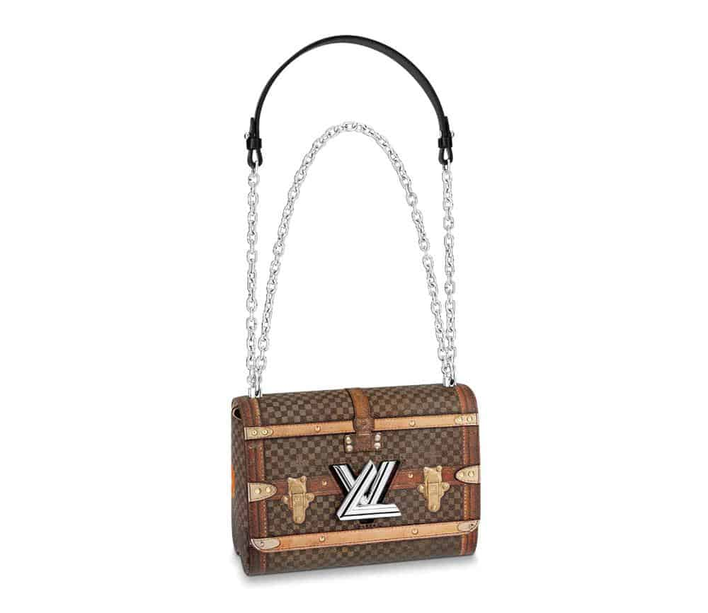 Louis Vuitton Time Trunk Bag 3