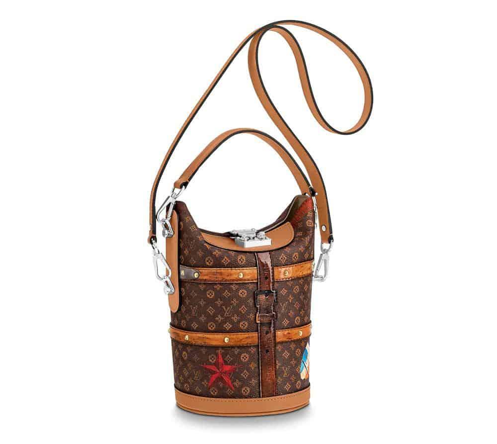 Louis Vuitton Time Trunk Bag 4