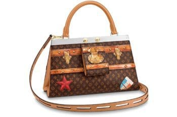 Louis Vuitton Time Trunk Bag 5