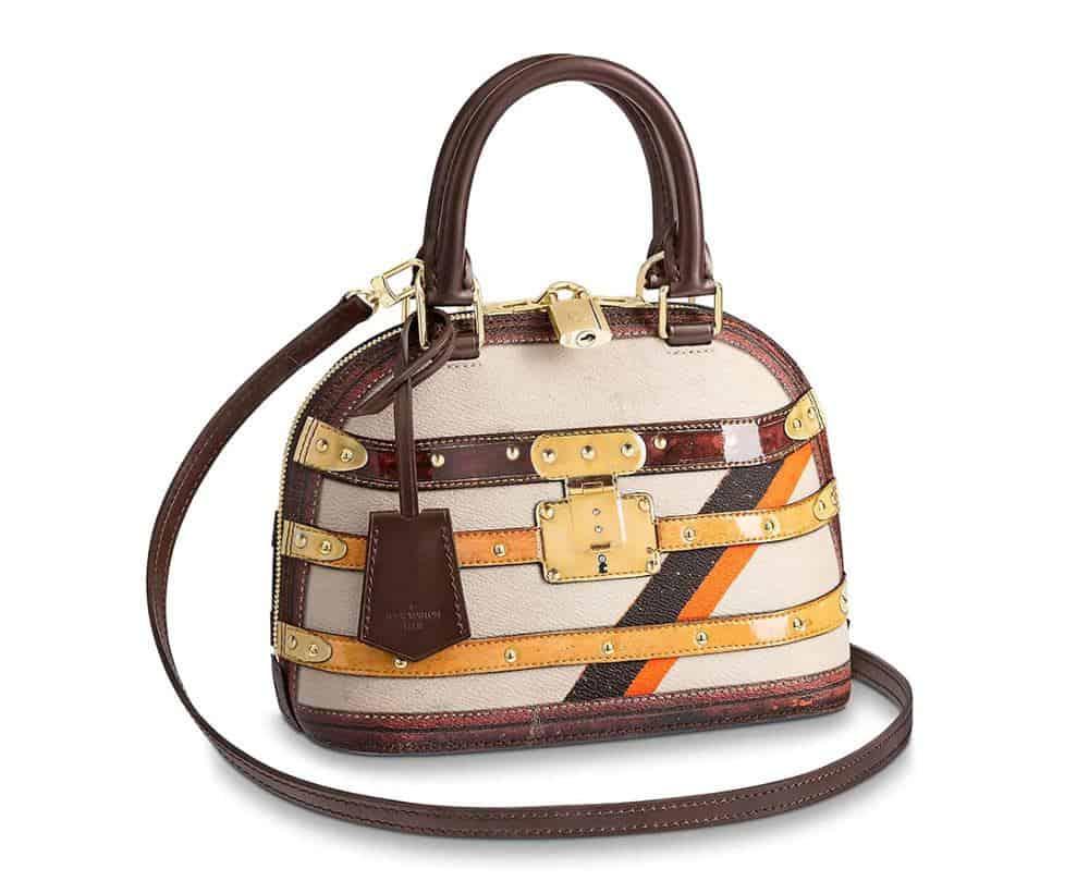 Louis Vuitton Time Trunk Bag 6