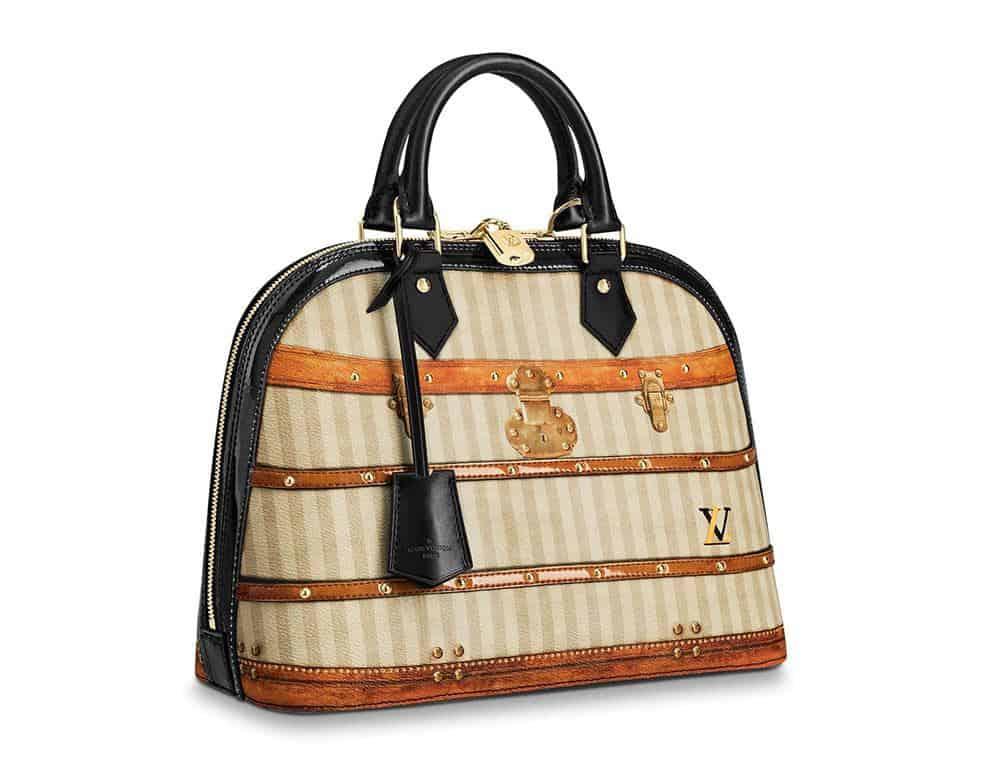 Louis Vuitton Time Trunk Bag 7