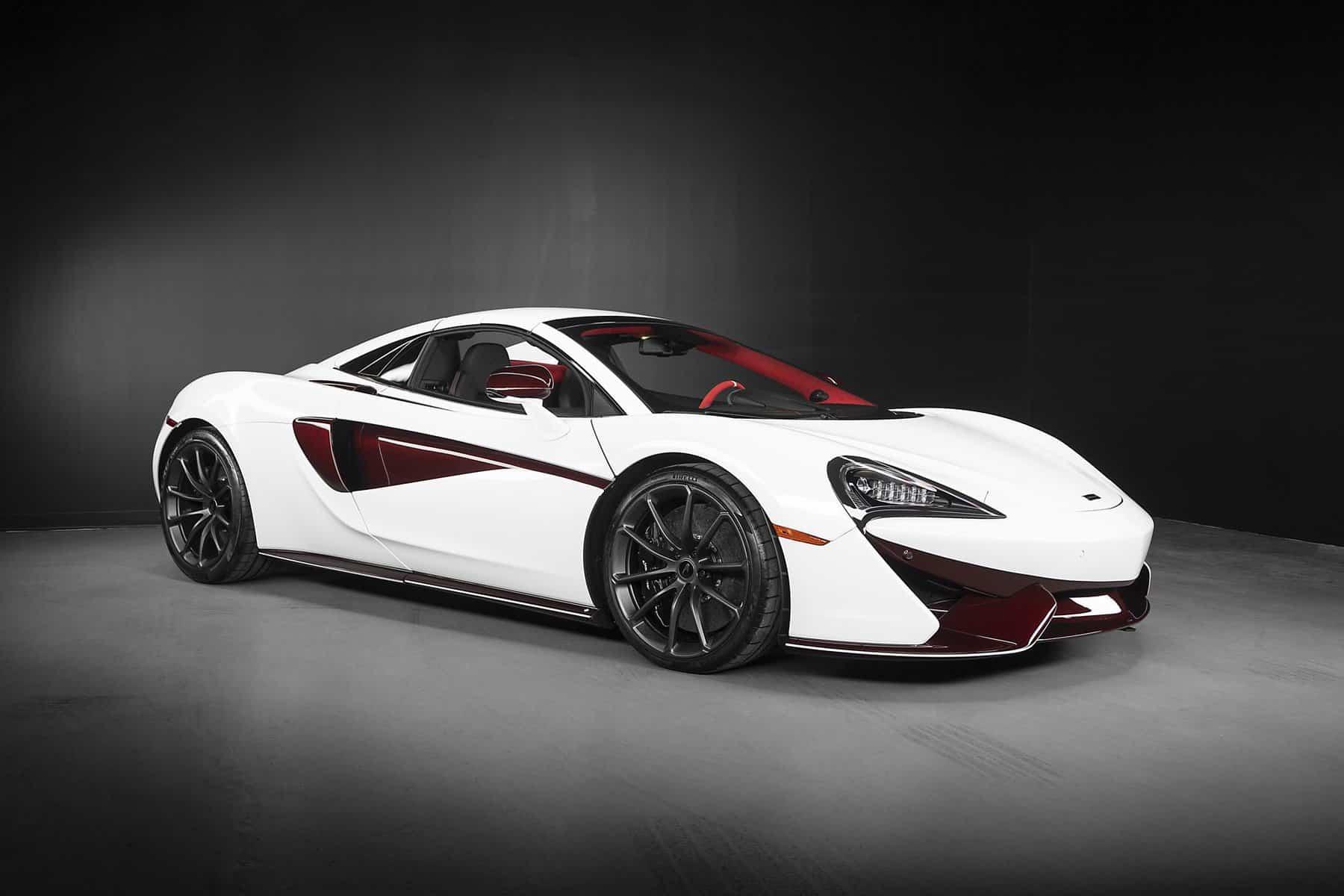 McLaren 570S Spider Canada