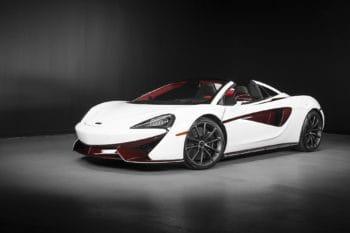 McLaren 570S Spider Canada 3