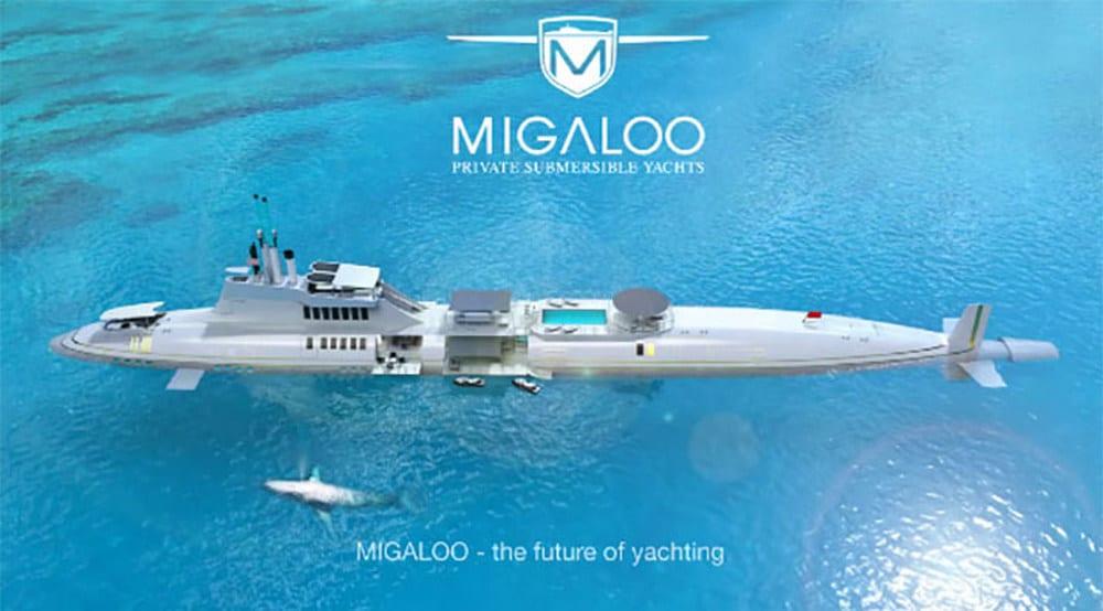 Migaloo M5