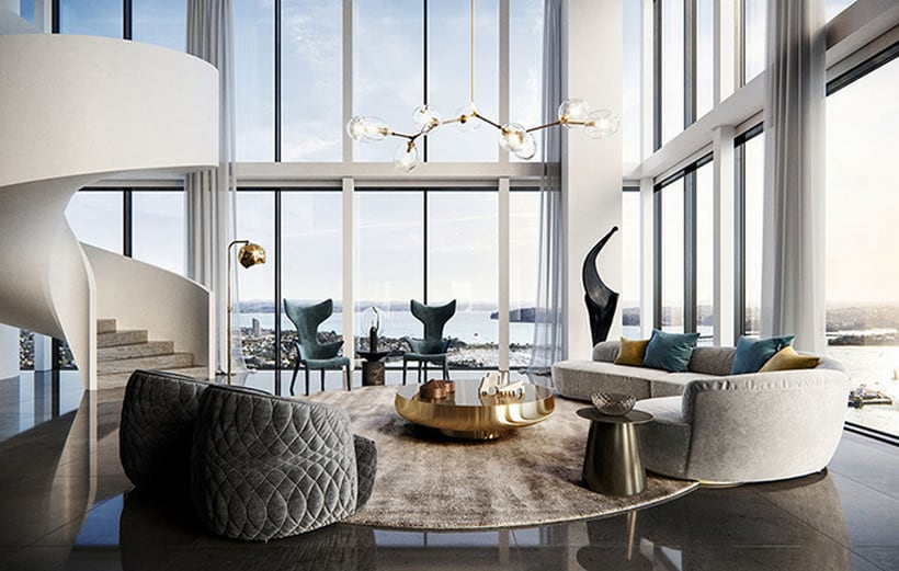 Pacifica Penthouse