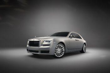 Rolls-Royce Silver Ghost 1
