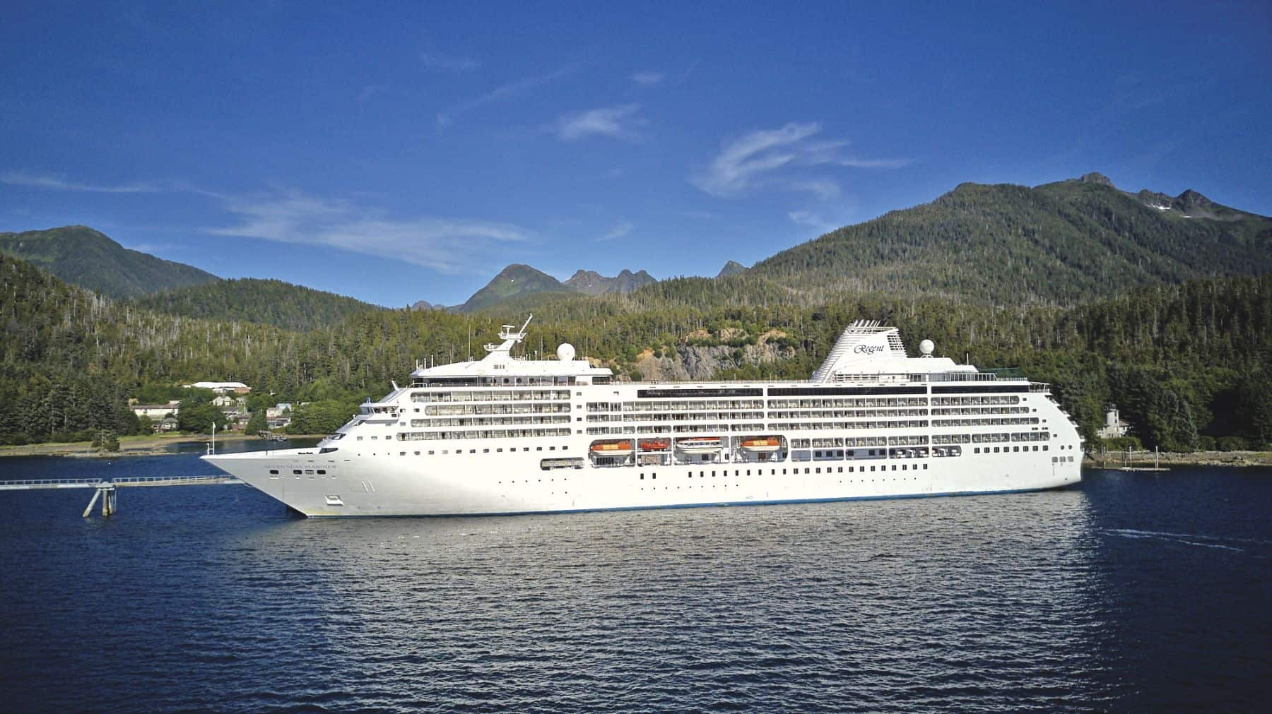 World Cruise on the Seven Seas Mariner