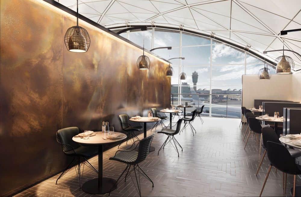 Centurion Lounge Hong Kong