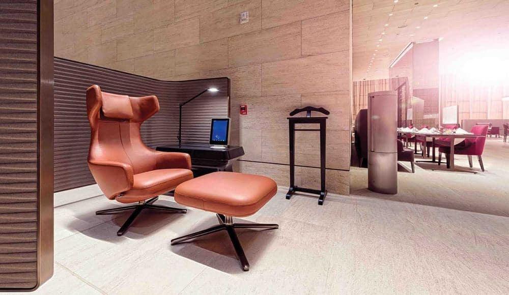 Qatar Airways Al Safwa First Lounge Doha Hamad International Airport 2