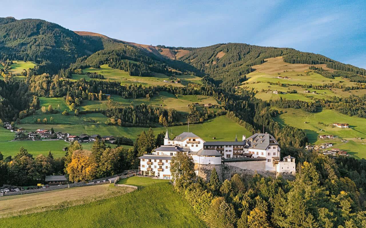 Schloss Mittersill 1