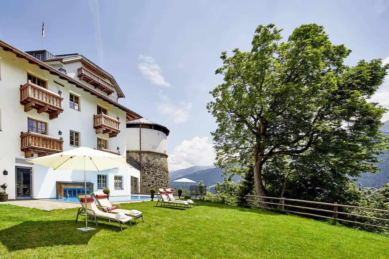Schloss Mittersill 4