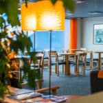 Tallinn Airport International Business Lounge 2