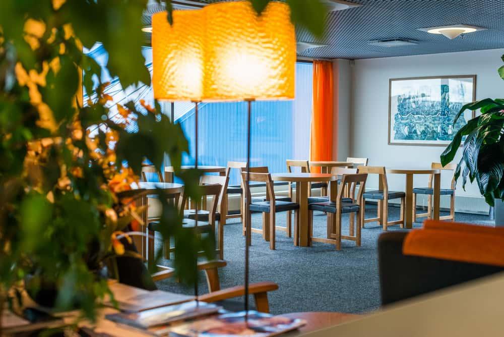 Tallinn Airport International Business Lounge