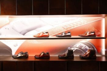 Berluti Ferrari Shoe Collection 1