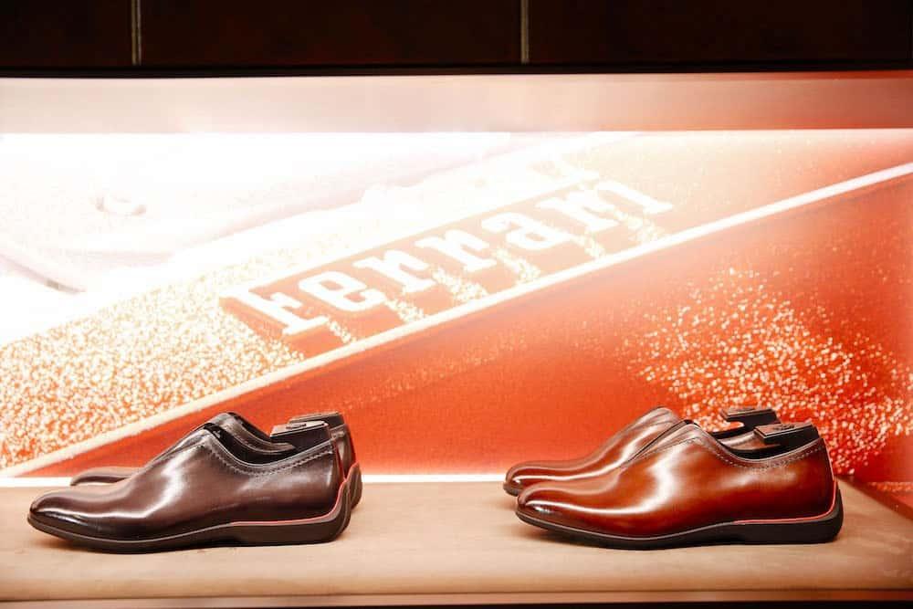 Berluti Ferrari Shoe Collection 4