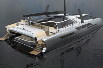 Daedalus Yachts D80 catamaran 1